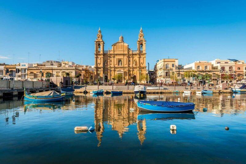 8 Martie 2022 in Malta – Insula Mierii