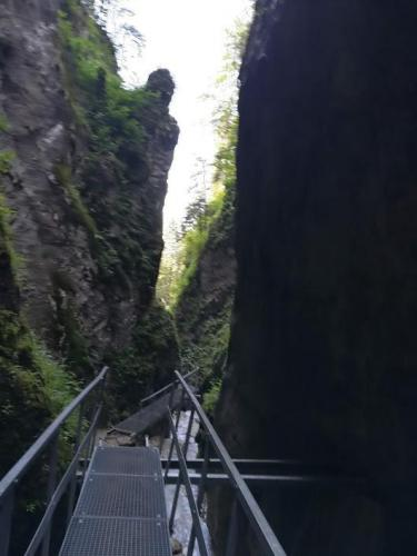 Canionul 7 scari trasee