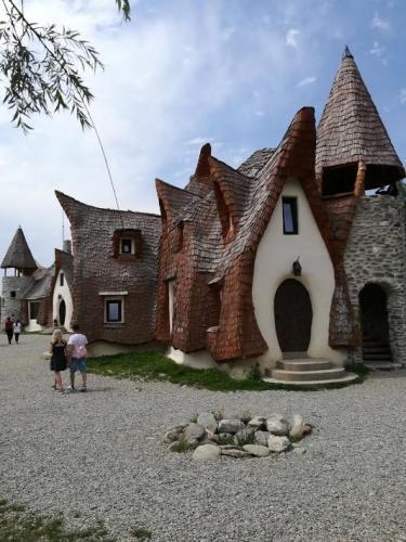 imagine castelul de lut