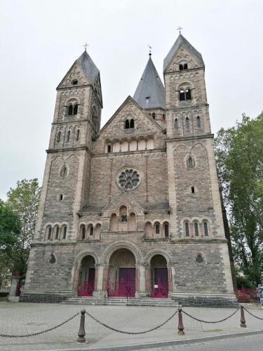 Metz,France biserica