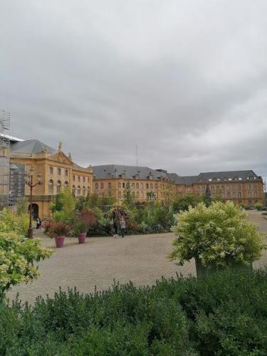 centru Metz,France