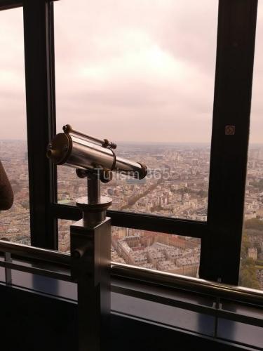 Imaginie din Turnul Montparnasse din Paris