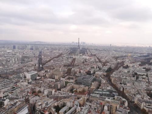 Turnul Montparnasse din Paris foto-superba