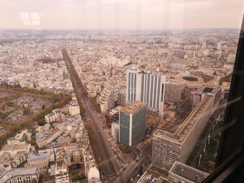 Turnul Montparnasse din Paris informatii