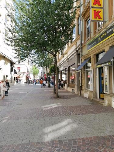 centru din Luxemburg