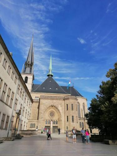 Catedrala Notre Dames Luxemburg