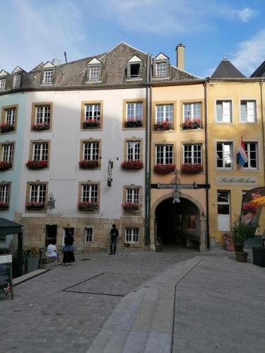 Imagine centru luxemburg