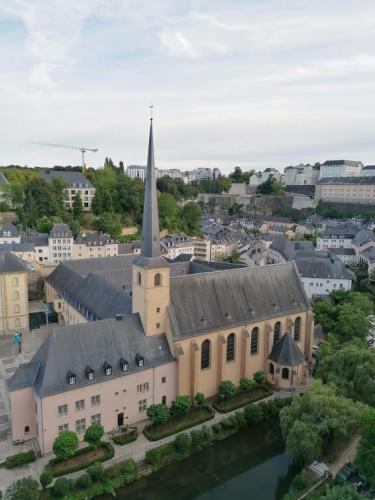 La Corniche de Luxembourg