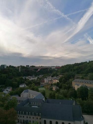 imagine orasul Luxemburg
