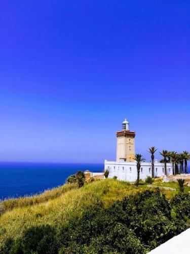Cap spartel din Tanger