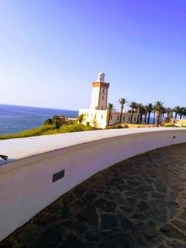Cap spartel din Tanger, Maroc